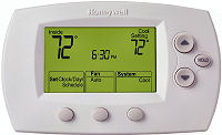 Honeywell FocusPRO 6000 - 5-1-1 Day Programmable Thermostat