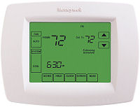 Honeywell VisionPRO 8000 Touchscreen 7-Day Programmable Thermostat