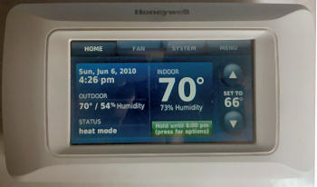 Honeywell HD Thermostat