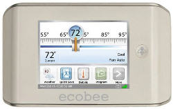 Web Enabled Thermostat